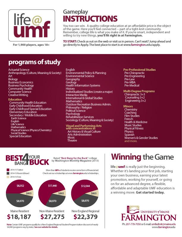 UMF - Brochure Back