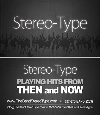 Stereotype Logo and Card