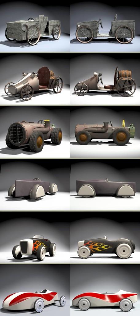 Soapbox Cars