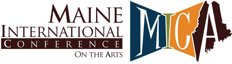 Logo for Maine International Conference on the arts