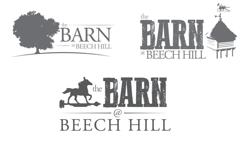 Logos for Barn at Beech Hill